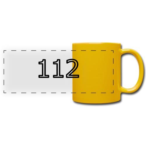 112 - Panoramatasse farbig