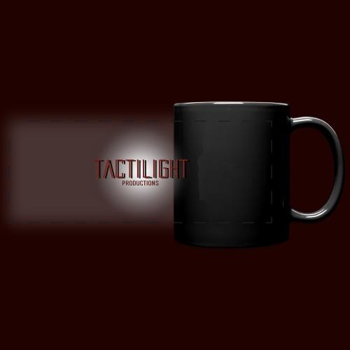 Tactilight Logo - Full Color Panoramic Mug
