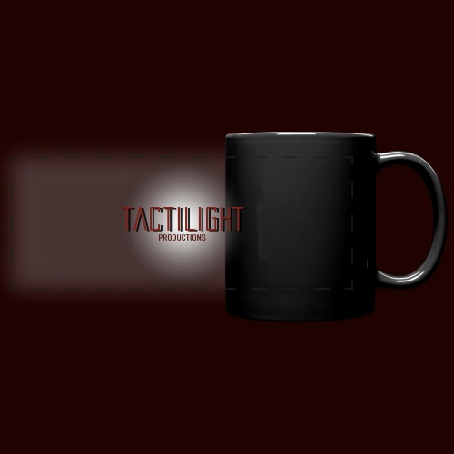 Tactilight Logo - Full Colour Panoramic Mug