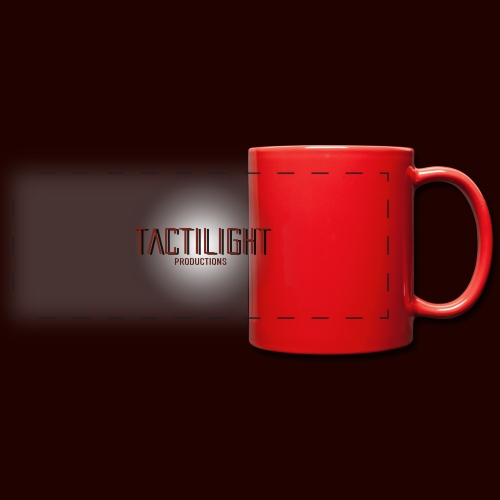Tactilight Logo - Full Color Panoramic Mug