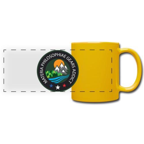 LOGO Materia Philosophiae 2017 - Mug panoramique uni