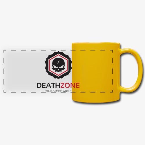 DeathZone Logo Avatar - Kolorowy kubek panoramiczny
