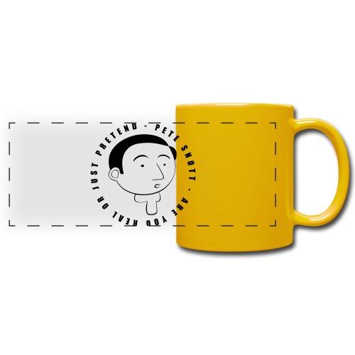 Pete Snott - Full Color Panoramic Mug