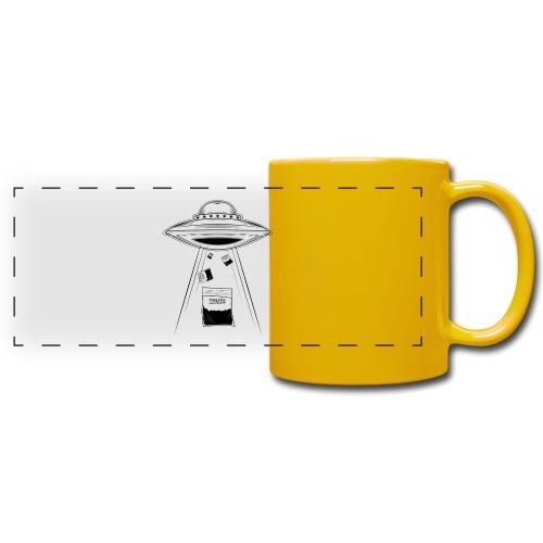 UFO thuts - Mug panoramique uni