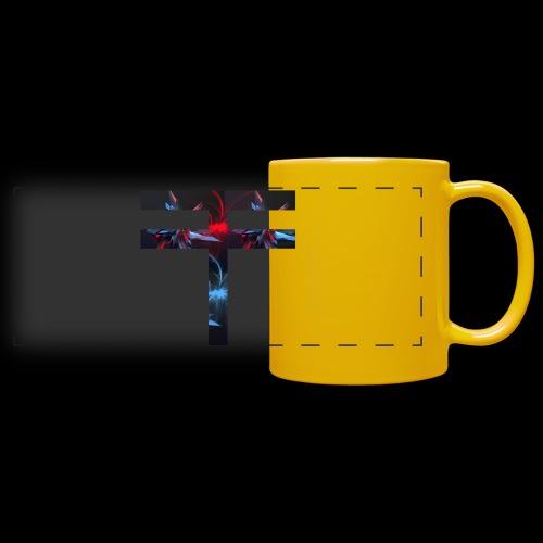 Obsolete Fire - Tazza colorata con vista