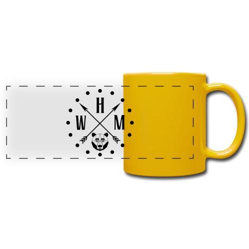 Waltherman logo flèches - Mug panoramique uni