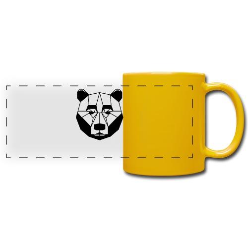 ours - Mug panoramique uni