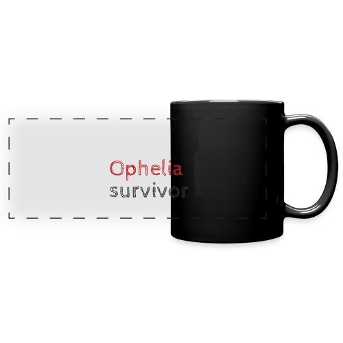 Ophelia survivor - Full Color Panoramic Mug