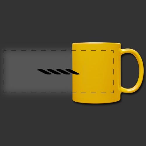 Rope With Bite Logo - Full Color Panoramic Mug