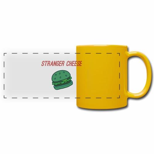 Stranger Cheese - Mug panoramique uni