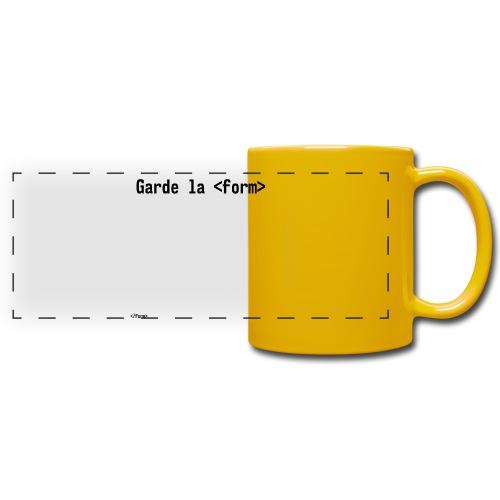 Design_dev_blague - Mug panoramique uni