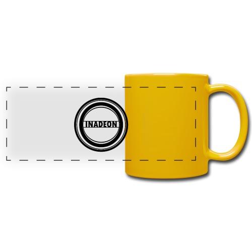 Logo inadeon - Mug panoramique uni