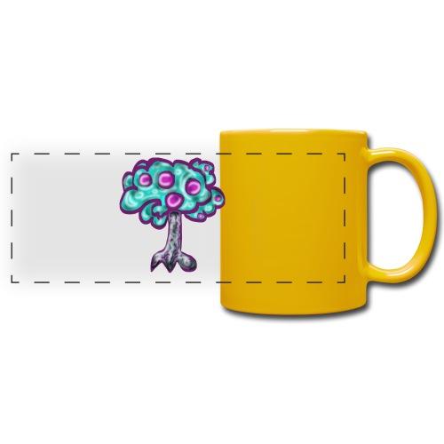 Neon Tree - Full Colour Panoramic Mug