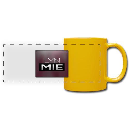 Lyn Mie Logo - Panoramakrus, farvet