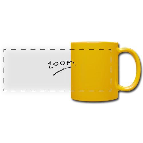 Zoom cap - Full Colour Panoramic Mug