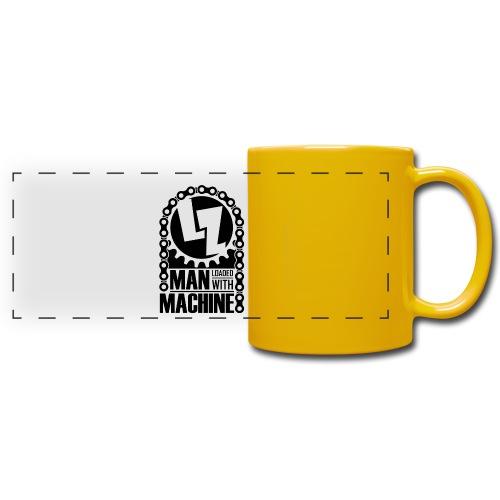for all the bikers - Full Colour Panoramic Mug