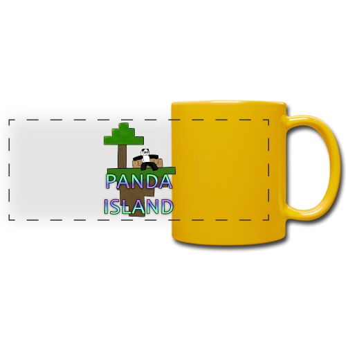 logo - Full Colour Panoramic Mug