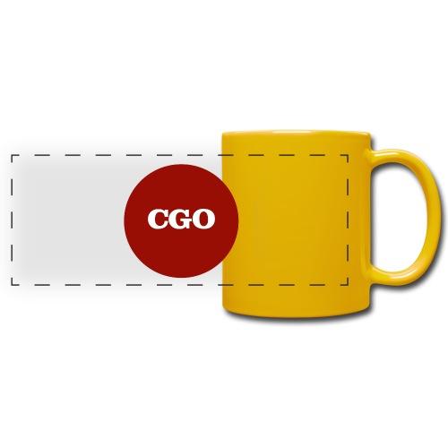 watermerk cgo - Panoramamok gekleurd