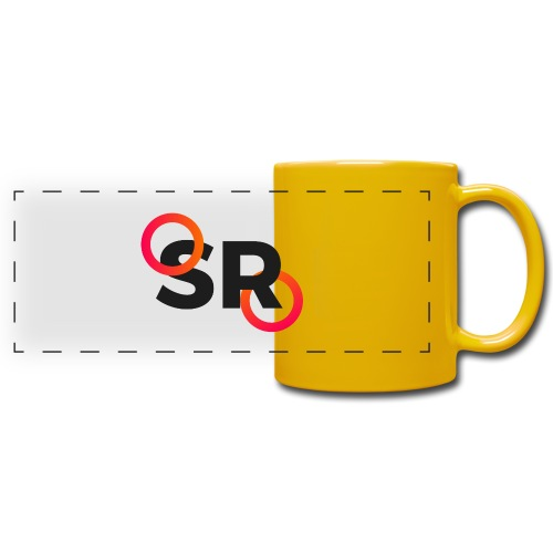 Simulator Radio - Full Colour Panoramic Mug