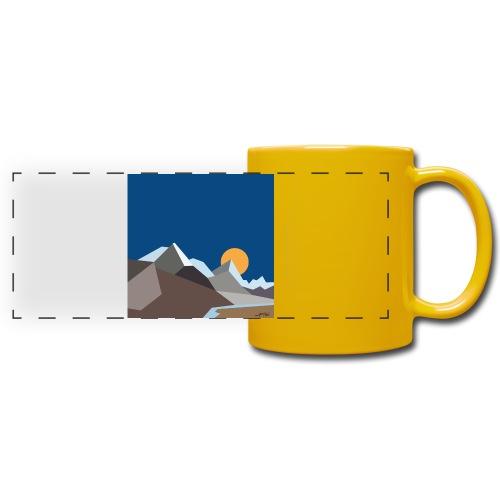 Himalayas - Full Color Panoramic Mug