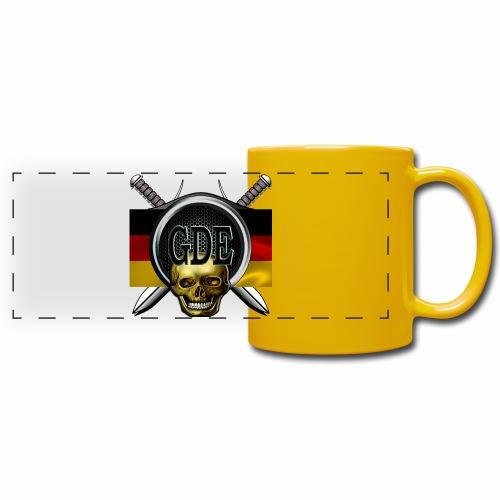 Crewlogogerman - Panoramatasse farbig