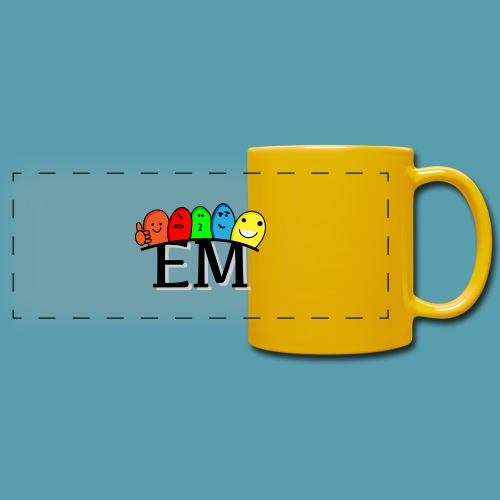 EM - Panoraamamuki värillinen