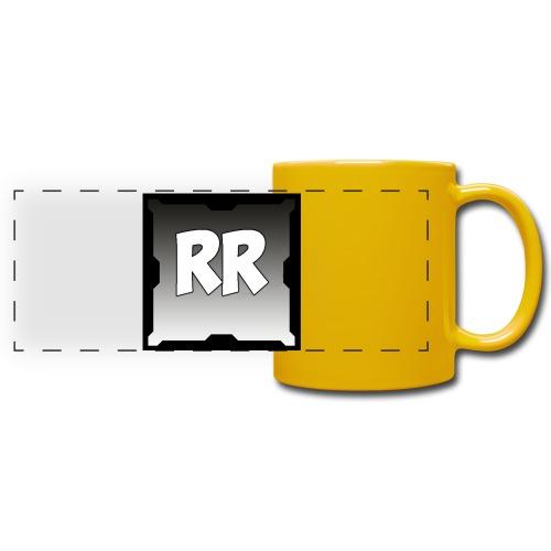 Rixel Simpel - Färgad panoramamugg