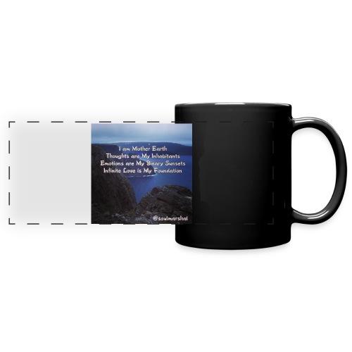 I Am Mother Earth - Panoraamamuki värillinen