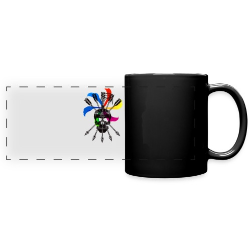 Blaky corporation - Taza panorámica de colores