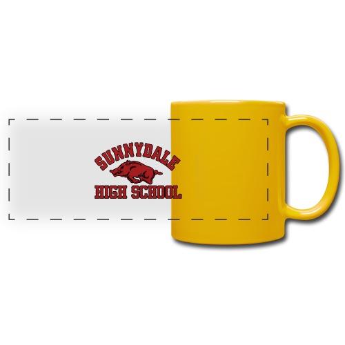 Sunnydale High School logo merch - Panoramamok gekleurd