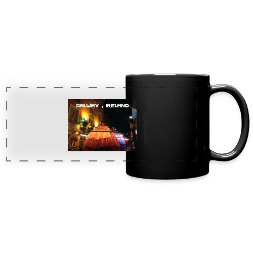 GALWAY IRELAND MACNAS - Full Color Panoramic Mug