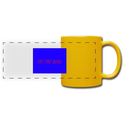 BLUE BOSSES - Full Color Panoramic Mug