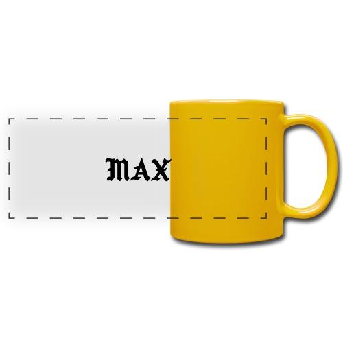 MAX - Panoramamok gekleurd