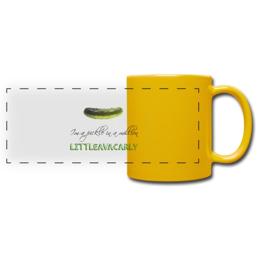 Im a pickle in a MILLION - Full Color Panoramic Mug