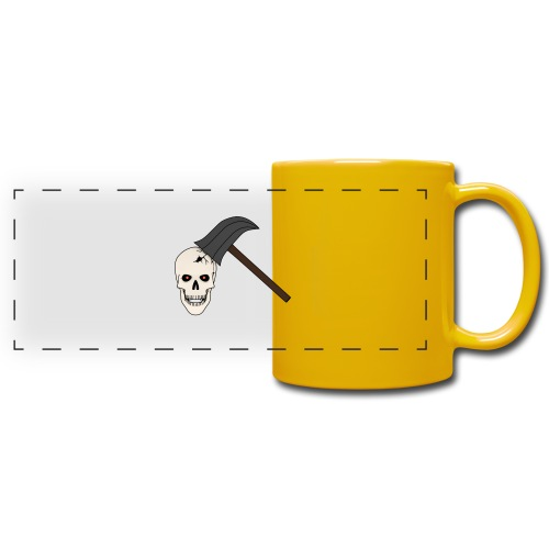 Skullcrusher - Panoramatasse farbig