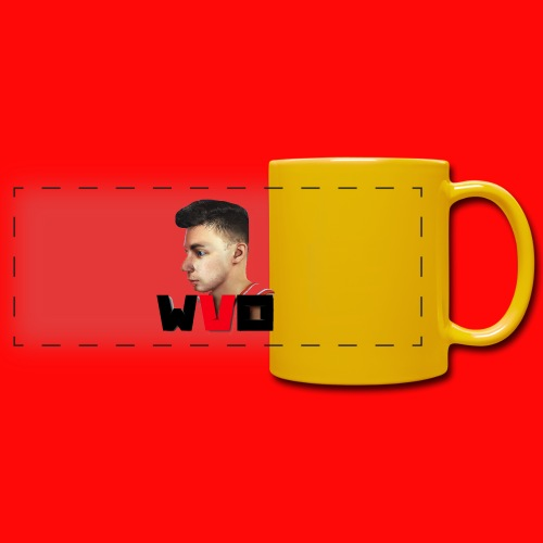 WVO OFFICIAL - Full Color Panoramic Mug