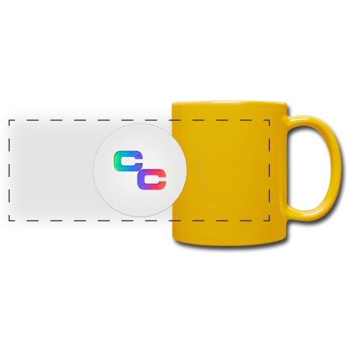 Callum Causer Rainbow - Full Colour Panoramic Mug
