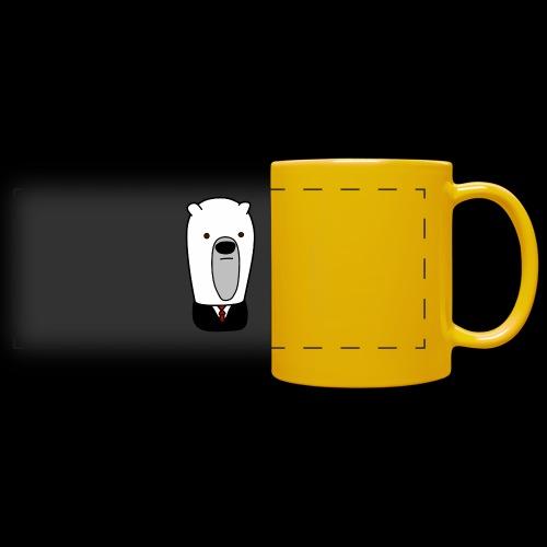 officel_polarbear_shop_logo - Panoramakrus, farvet