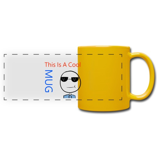 Kewl Mug - Full Color Panoramic Mug