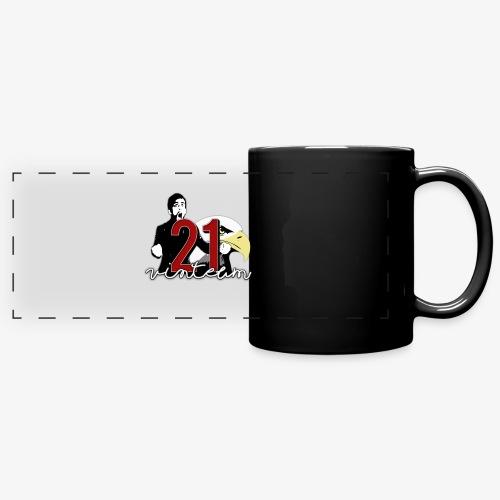 Vinte Um - Full Colour Panoramic Mug