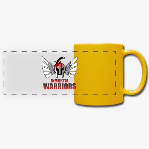 The Inmortal Warriors Team - Full Color Panoramic Mug