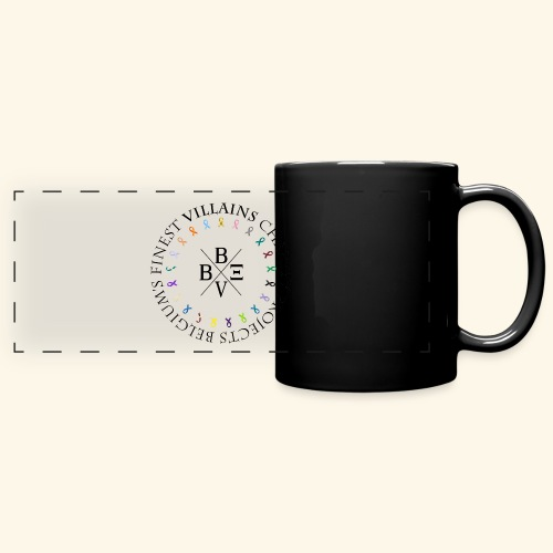 BVBE Charity Projects - Full Colour Panoramic Mug