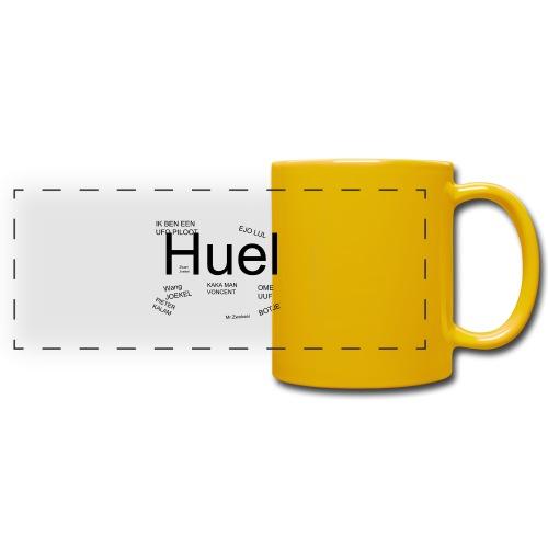 HUEL - Panoramamok gekleurd