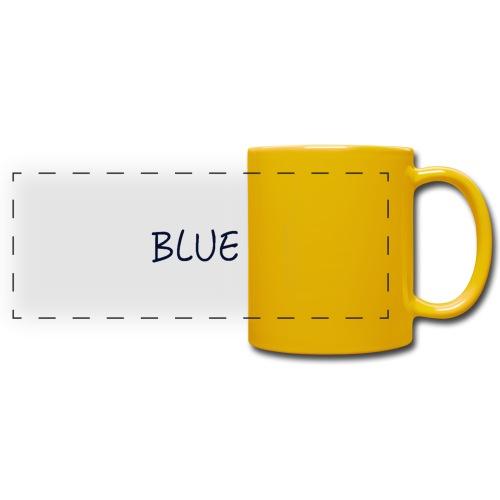 BLUE - Panoramamok gekleurd