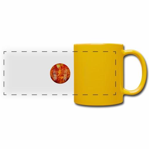 Fire and Fuego - Tazza colorata con vista