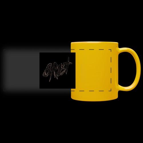 -Logo Qrust- - Mug panoramique uni