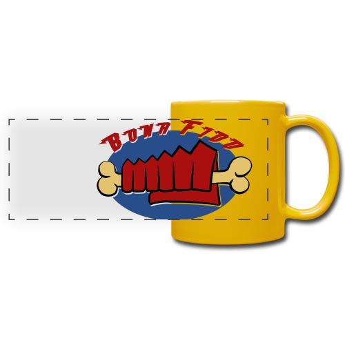 Bona Fido Hamfisted - Full Colour Panoramic Mug