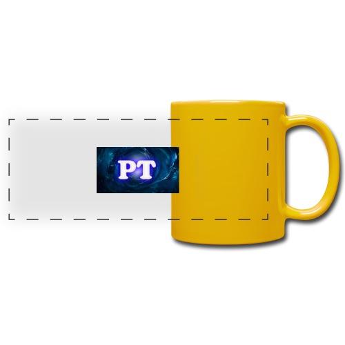 Project T Logo - Full Color Panoramic Mug
