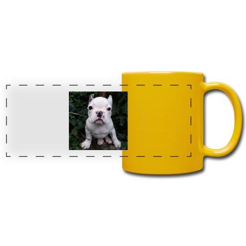 Billy Puppy 2 - Panoramamok gekleurd
