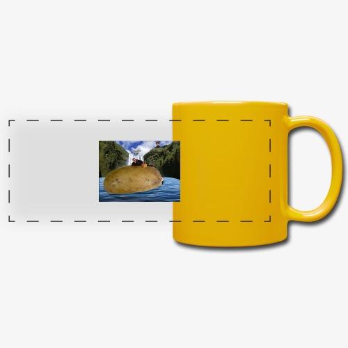 Test - Full Colour Panoramic Mug